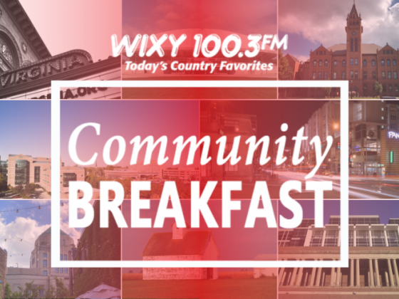 WIXY's Community Breakfast