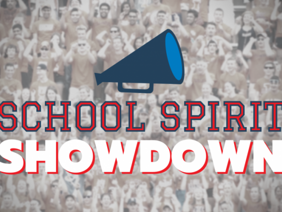 Prove your school has the best fans!