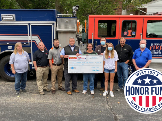 Vets in the Fire Service gets $3,000 grant