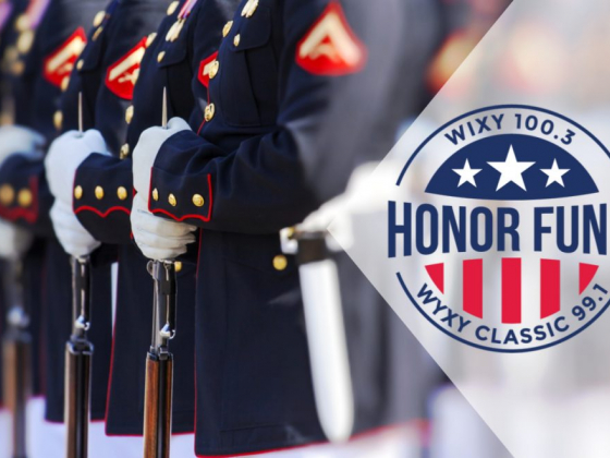 WYXY's Honor Fund | Serving veterans and first responders