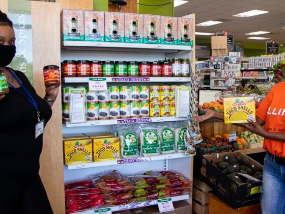 Common Ground operates different from traditional grocers